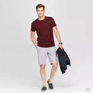 Men's Standard Fit Lyndale Short Sleeve Crew Neck